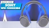 Sony WH-1000XM4 - Quick Look