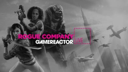 GR Liven uusinta: Rogue Company - 22.02.21 osa 1