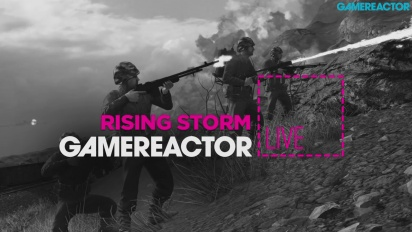 GR Live -uusinta: Rising Storm
