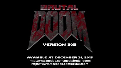 Brutal Doom - v20 Official Trailer