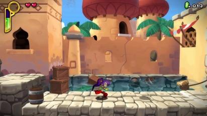 Shantae: Half-Genie Hero - E3 2016 -traileri