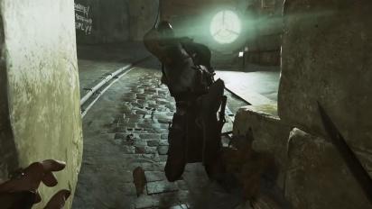 Dishonored 2 - Corvo Attano Spotlight Trailer