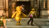 Final Fantasy XV - Moogle Chocobo Carnival -traileri