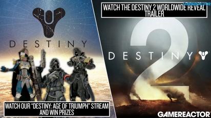 GR Liven uusinta: Destiny: Age of Triumph -päivitys & Destiny 2 -julkistus