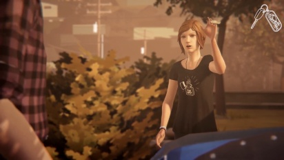 Life is Strange: Before the Storm - Chloe & David -pelikuvaa