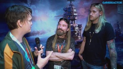 World of Tanks - Sabaton haastattelussa