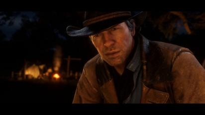 Red Dead Redemption 2 - virallinen traileri #2