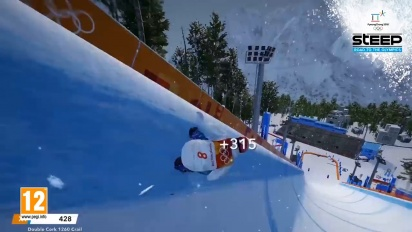 Steep: Road to Olympics - Making of
