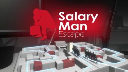 Salary Man Escape - julkistustraileri