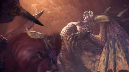 Monster Hunter: World – Lunastra Free Update -traileri