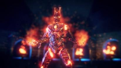 Pillars of Eternity 2: Deadfire - Seeker, Slayer, Survivor -pätkä