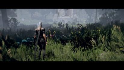 Black Desert Online - Shadow Arena -traileri