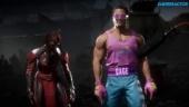 Mortal Kombat 11 - To Finish Or Not To Finish -pelikuvaa