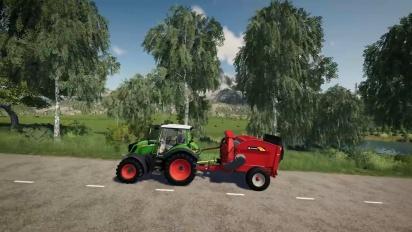 Farming Simulator 19 - Anderson Group DLC -traileri