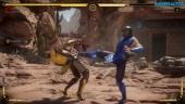 Mortal Kombat 11 - Sub-Zero, Scorpion, and Sonya -pelikuvaa