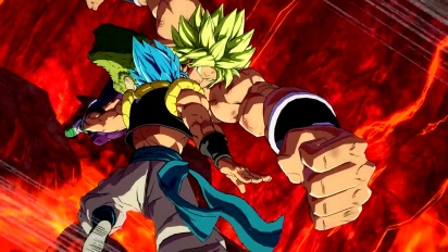 Dragon Ball FighterZ - Broly (DBS) -julkaisupäivä