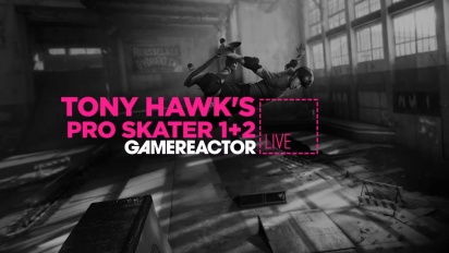 GR Liven uusinta: Tony Hawk's Pro Skater 1 + 2