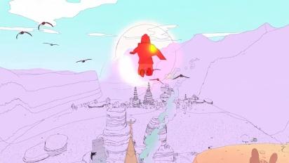 Sable Gameplay Trailer - E3 2021