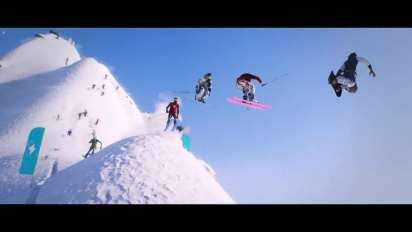 Riders Republic - World Traileri