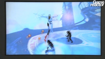 TGS 10: El Shaddai: Ascension of the Metatron gameplay