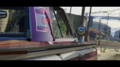 GTA Online: Lowriders-traileri