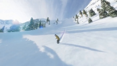 Mark McMorris: Infinite Air - World Editor Trailer