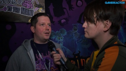 Flipping Death - haastattelussa Mikael Forslind