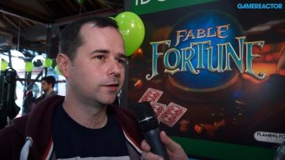 Fable Fortune - haastattelussa Craig Oman