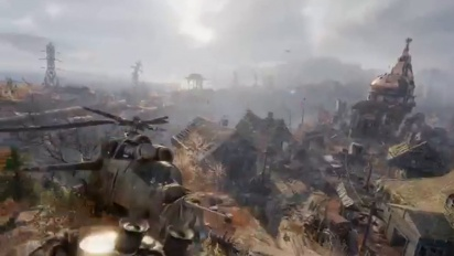 Metro Exodus - E3 2017 julkistustraileri