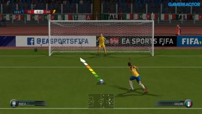 FIFA 18 - Switch-pelikuvaa #2