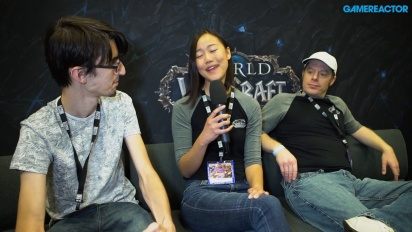 World of Warcraft: Battle for Azeroth - Tina Wang ja Jeremy Feasel haastattelussa