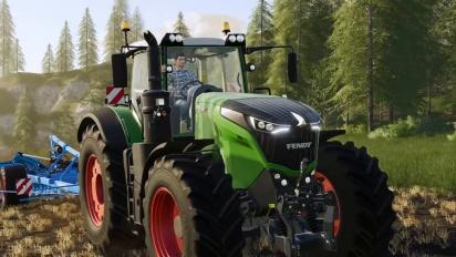 Farming Simulator 19 - Garage-traileri
