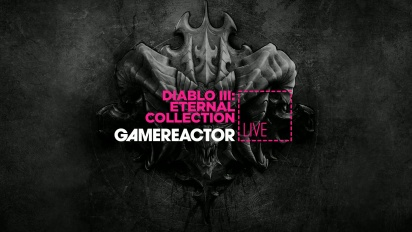 Diablo III: Eternal Collection - Livestream Replay