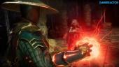 Mortal Kombat 11 - Raiden, Baraka, and Skarlet -pelikuvaa