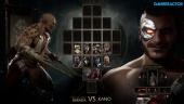 Mortal Kombat 11 - Baraka vs Kano -pelikuvaa
