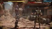 Mortal Kombat 11 - Geras vs Skarlet -pelikuvaa