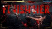 Mortal Kombat 11 - Sonya vs Cassie Cage -pelikuvaa