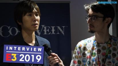 Code Vein - Keita Iizuka haastattlussa