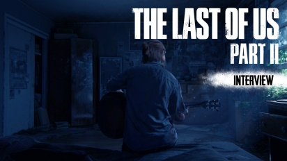 The Last of Us: Part II - Richard Cambier haastattelussa