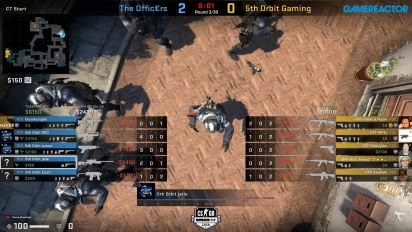 OMEN by HP Liga - Divison 4 Round 9 - 5th Orbit Gaming vs The Offic€rs on Inferno.