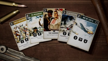 Kards - The WWII Card Game - pätkä