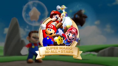 Super Mario 3D All-Stars - Overview Traileri
