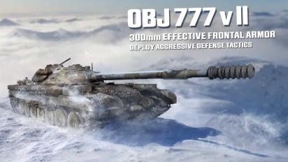 World of Tanks: Winter Warriors Traileri