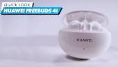 Nopea katsaus - Huawei FreeBuds 4i