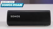 Nopea katsaus - Sonos Roam