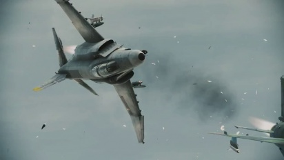 Ace Combat: Assault Horizon - PC Enhanced Edition Trailer