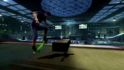 Shaun White Skateboarding - Multiplayer Trailer