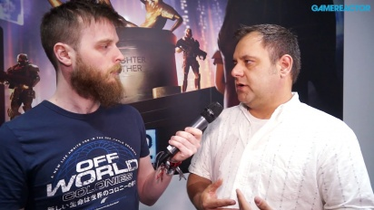 Xcom 2 - Greg Foertschin haastattelu
