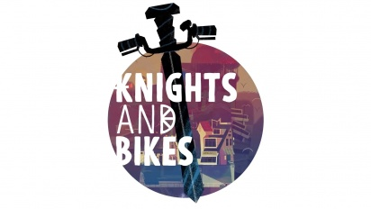 Knights and Bikes - Double Fine esittää -traileri