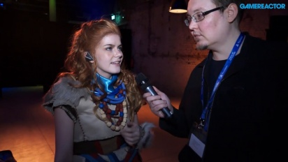 Aloy Cosplayer - haastattelu